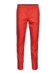 M Elof Tight Fit Light Poly - DEEP RED