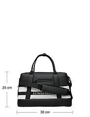 J. Lindeberg Golf - Boston Bag - sportsbagger - black - 5