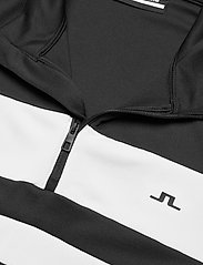 J. Lindeberg Golf - Bran Golf Mid Layer - fleece - black - 5