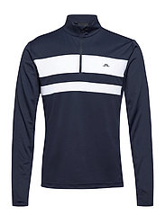 Bran Golf Mid Layer - JL NAVY