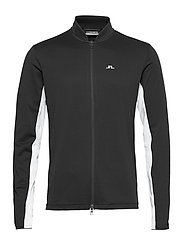 Alex Golf Mid Layer - BLACK