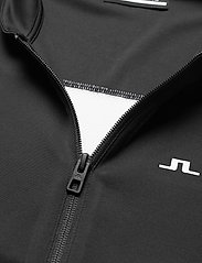 J. Lindeberg Golf - Alex Golf Mid Layer - fleece - black - 2