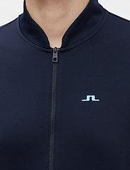 J. Lindeberg Golf - Alex Golf Mid Layer - fleece - jl navy - 5
