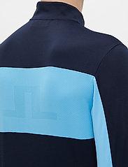 J. Lindeberg Golf - Alex Golf Mid Layer - fleece - jl navy - 6