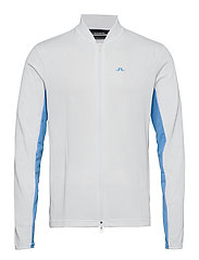 Alex Golf Mid Layer - WHITE
