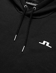 J. Lindeberg Golf - Stretch Fleece Hoody - kapuzenpullover - black - 2