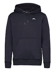 Stretch Fleece Hoody - JL NAVY