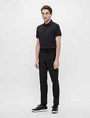 J. Lindeberg Golf - Stan Regular Fit Golf Polo - kurzärmelig - black - 5