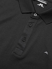J. Lindeberg Golf - Stan Regular Fit Golf Polo - kurzärmelig - black - 3