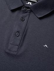 J. Lindeberg Golf - Stan Regular Fit Golf Polo - kurzärmelig - navy melange - 3