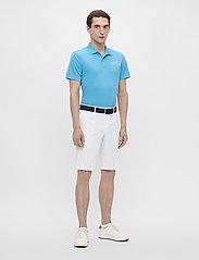 J. Lindeberg Golf - Bridge Regular Fit Golf Polo - kurzärmelig - ocean blue - 5