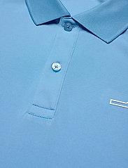J. Lindeberg Golf - Bridge Regular Fit Golf Polo - kurzärmelig - ocean blue - 3