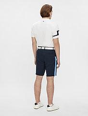 J. Lindeberg Golf - Heath Regular Fit Golf Polo - kurzärmelig - white - 4