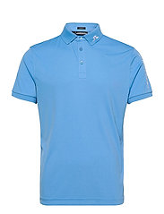 Tour Tech Slim Fit Golf Polo - OCEAN BLUE