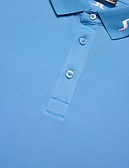 J. Lindeberg Golf - Tour Tech Slim Fit Golf Polo - kurzärmelig - ocean blue - 3