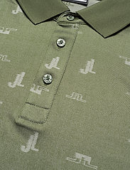 J. Lindeberg Golf - Glen Regular Fit Golf Polo - kurzärmelig - jl bridge thyme green - 7