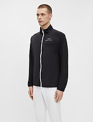 J. Lindeberg Golf - Ash Light Packable Golf Jacket - golf-jacken - black - 0