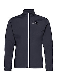Ash Light Packable Golf Jacket - JL NAVY