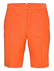 Eloy Golf Shorts - LAVA ORANGE