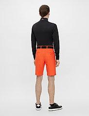 J. Lindeberg Golf - Eloy Golf Shorts - golf-shorts - lava orange - 5