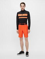 J. Lindeberg Golf - Eloy Golf Shorts - golf-shorts - lava orange - 6