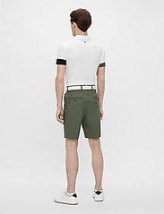 J. Lindeberg Golf - Eloy Golf Shorts - golf-shorts - thyme green - 5