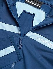 J. Lindeberg Golf - Seasonal Janice Mid Layer - golf jackets - midnight blue - 3