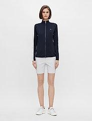 J. Lindeberg Golf - Marie Golf Mid Layer - golf jackets - jl navy - 8