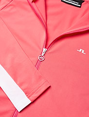 J. Lindeberg Golf - Marie Golf Mid Layer - golf jackets - tropical coral - 7