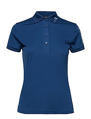 Tour Tech Golf Polo - MIDNIGHT BLUE