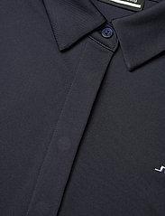 J. Lindeberg Golf - Dena Sleeveless Golf Top - tank tops - jl navy - 8
