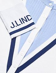 J. Lindeberg Golf - Jeanne Golf Cardigan - gebreid - white - 3
