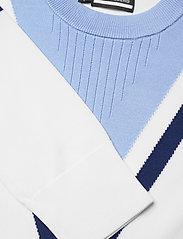 J. Lindeberg Golf - Stina Golf Sweater - gebreid - white - 7