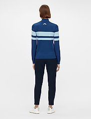 J. Lindeberg Golf - Rosa Golf Sweater - gebreid - midnight blue - 3