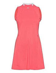 Nena Golf Dress - TROPICAL CORAL