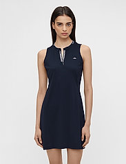 J. Lindeberg Golf - Meja Golf Dress - everyday dresses - jl navy - 0