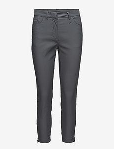 W Janni Pant Schoeller 3XDry - spodnie do golfa - dk grey