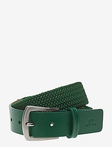 Caspian Elastic Braid - GOLF GREEN
