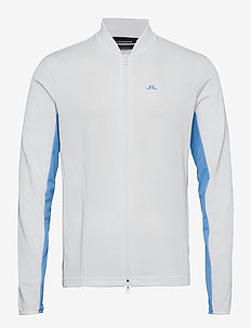 Alex Golf Mid Layer - fleece - white