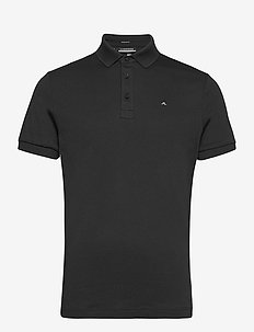 Stan Regular Fit Golf Polo - kurzärmelig - black