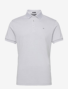 Stan Regular Fit Golf Polo - kurzärmelig - stone grey melange