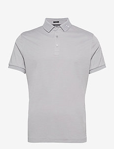 Tour Tech Slim Fit Golf Polo - kurzärmelig - stone grey melange