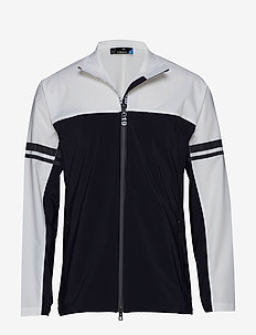 Archer Golf Jkt-Lux Softshell - BLACK