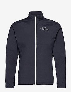 Ash Light Packable Golf Jacket - golf jackets - jl navy