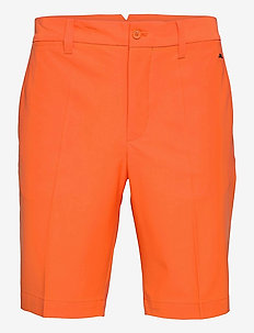 Eloy Golf Shorts - golf-shorts - lava orange