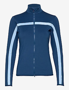 Seasonal Janice Mid Layer - golf jackets - midnight blue