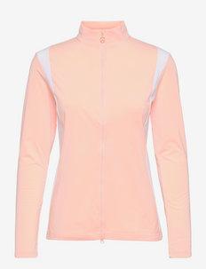 Daria Golf Mid Layer - fleece - pale pink