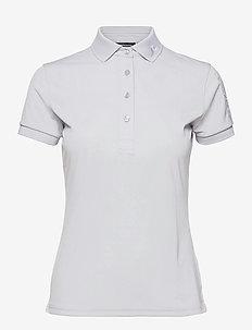 Tour Tech Golf Polo - polo's - light grey