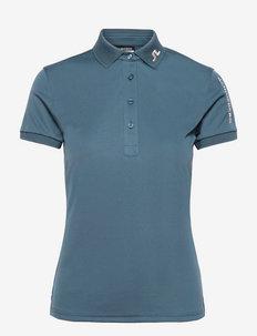 Tour Tech Golf Polo - polos - orion blue