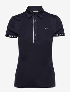 Novia Golf Polo - koszulki polo - jl navy